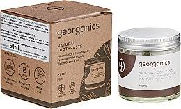 Parfums et Produits cosmétiques Dentifrice naturel à l'huile de coco pure - Georganics Pure Coconut Natural Toothpaste