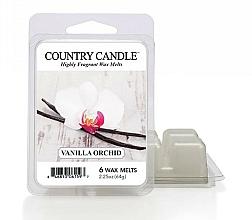 Parfums et Produits cosmétiques Cire parfumée pour lampe aromatique - Country Candle Vanilla Orchid Wax Melts