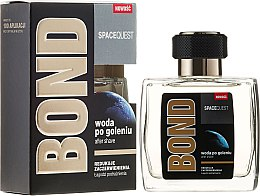 Parfums et Produits cosmétiques Baume après-rasage - Bond Spacequest After Shave Lotion