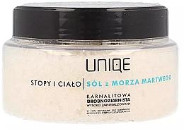 Parfums et Produits cosmétiques Sel de la mer Morte à grains fins - Silcare Quin Dead Sea Salt