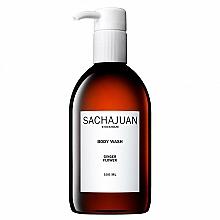 Parfums et Produits cosmétiques Gel douche à l'arôme de bergamote et citron - Sachajuan Ginger Flower Body Wash