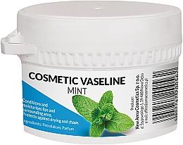 Parfums et Produits cosmétiques Vaséline cosmétique Menthe - Pasmedic Cosmetic Vaseline Mint