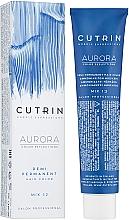Parfums et Produits cosmétiques Coloration semi-permanente sans ammoniaque pour cheveux - Cutrin Aurora Demi Color
