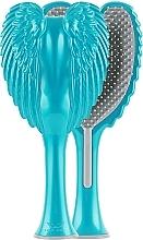 Parfums et Produits cosmétiques Brosse démêlante - Tangle Angel 2.0 Detangling Brush Turquoise