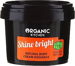 Parfums et Produits cosmétiques Crème éclaircissante naturelle pour le corps - Organic Shop Organic Kitchen Cream