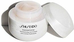 Parfums et Produits cosmétiques Gel-crème pour visage - Shiseido Essential Energy Moisturizing Gel Cream