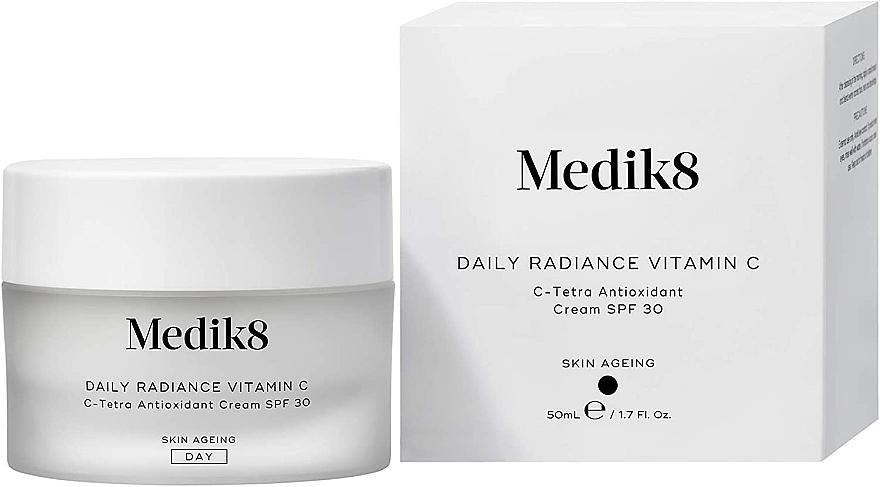 Crème de jour à la vitamine C SPF 30 - Medik8 Daily Radiance Vitamin C