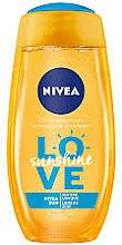 Parfums et Produits cosmétiques Gel douche à l'Aloe Vera - Nivea Shower Gel Sunshine Love