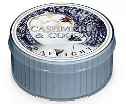Parfums et Produits cosmétiques Bougie chauffe-plat - Kringle Candle Daylight Cashmere & Cocoa