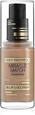 Fond de teint - Max Factor Miracle Match Foundation Blur & Nourish — Photo N1