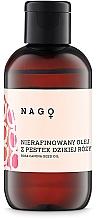 Parfums et Produits cosmétiques Huile de graines d'églantier non raffinée - Fitomed Rosa Canina Seed Oil