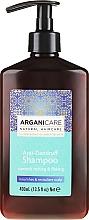 Parfums et Produits cosmétiques Shampooing à l'huile d'argan bio - Arganicare Shea Butter Anti-Dandruff Shampoo