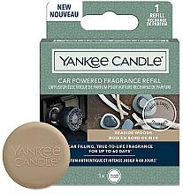 Parfums et Produits cosmétiques Diffuseur de parfum pour voiture, Bois en bord de mer (recharge) - Yankee Candle Car Powered Fragrance Refill Seaside Woods
