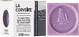Parfums et Produits cosmétiques Savon à la lavande - La Corvette Cube Parfume de Provence Lavender