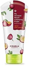 Parfums et Produits cosmétiques Mousse nettoyante à l'extrait de grenadille pour visage - Frudia My Orchard Passion Fruit Mochi Cleansing Foam