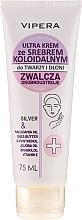 Parfums et Produits cosmétiques Crème protectrice à l'argent colloïdal pour visage et mains - Vipera Face And Hand Cream With Silver