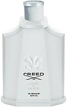 Parfums et Produits cosmétiques Creed Love in White - Gel moussant