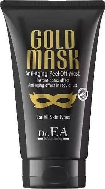 Masque peel-off aux extraits de fruits pour visage - Dr.EA Gold Mask