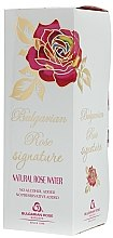Eau de rose bulgare naturelle - Bulgarian Rose Signature Rose Water — Photo N2