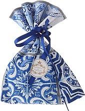 Parfums et Produits cosmétiques Sachet parfumé, imprimé blanc-bleu - Essencias De Portugal Tradition Charm Air Freshener