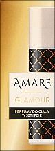 Parfums et Produits cosmétiques Brume stick à l'huile de graines de cacao pour corps - Pharma CF Amare Glamour