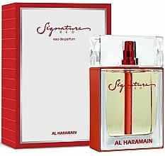 Parfums et Produits cosmétiques Al Haramain Signature Red - Eau de Parfum