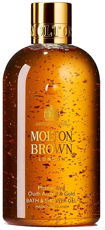 Molton Brown Mesmerising Oudh Accord & Gold - Gel douche