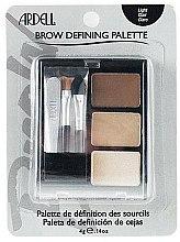 Parfums et Produits cosmétiques Palette de définition des sourcils - Ardell Brow Defining Palette