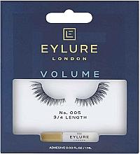 Parfums et Produits cosmétiques Faux-cils avec colle №005 - Eylure Pre-Glued Accents Lash