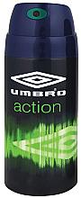 Parfums et Produits cosmétiques Umbro Action - Déodorant spray