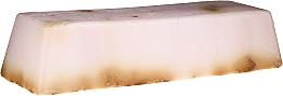 Parfums et Produits cosmétiques Savon naturel artisanal à la glycérine et extrait de rose de Damas - E-Fiore Natural Soap Damask Rose