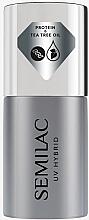 Parfums et Produits cosmétiques Base pour vernis hybride - Semilac UV Hybrid Protect & Care Base