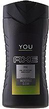 Parfums et Produits cosmétiques Gel douche parfumé - Axe You Shower Gel