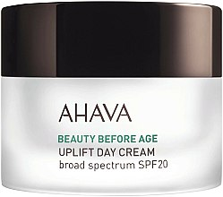 Parfums et Produits cosmétiques Crème de jour à l'extrait de camomille sauvage - Ahava Beauty Before Age Uplifting Day Cream SPF20
