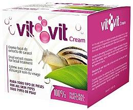 Parfums et Produits cosmétiques Crème à l'extrait d'escargot pour visage - Diet Esthetic Vit Vit Cream
