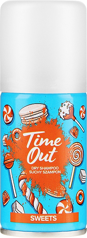 Shampooing sec, Bonbons - Time Out Dry Shampoo Sweets