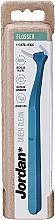 Parfums et Produits cosmétiques Porte-fils dentaires, bleu - Jordan Green Clean Flosser