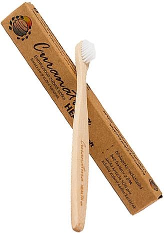 Brosse à dents en bambou - Curanatura Health Soft