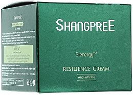 Parfums et Produits cosmétiques Crème à l'extrait de camomille sauvage pour visage - Shangpree S Energy Resilience Cream