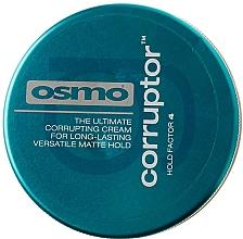 Parfums et Produits cosmétiques Crème coiffante, fixation forte - Osmo Corruptor