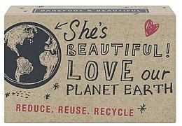 Parfums et Produits cosmétiques Savon naturel pour mains - Bath House Barefoot and Beautiful Hand Soap She`s Beautiful! Bergamot