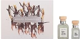 Parfums et Produits cosmétiques Adolfo Dominguez Agua Fresca - Coffret (eau de toilette /120ml + eau de toilette /30ml)