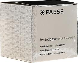 Parfums et Produits cosmétiques Base de maquillage hydratante - Paese Hydrating Make-Up Base