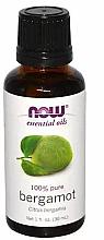 Parfums et Produits cosmétiques Huile essentielle de bergamote - Now Foods Essential Oils 100% Pure Bergamot