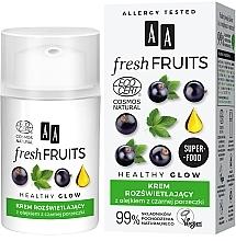 Parfums et Produits cosmétiques Crème anti-taches à l'huile de cassis pour visage - AA Fresh Fruits