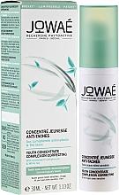 Parfums et Produits cosmétiques Soin concentré anti-taches aux lumiphénols antioxydants et thé blanc pour visage - Jowae Youth Concentrate Complexion Correcting