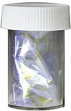Parfums et Produits cosmétiques Feuille pour décoration des ongles, effet verre - Ronney Professional Transfer Glass Foil