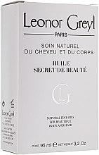 Parfums et Produits cosmétiques Huile de beauté bio pour corps et cheveux - Leonor Greyl Huile Secret de Beaute
