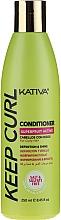 Parfums et Produits cosmétiques Après-shampooing pour cheveux bouclés - Kativa Keep Curl Conditioner