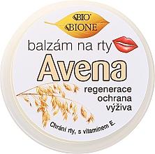 Parfums et Produits cosmétiques Baume à lèvres à la vitamine E - Bione Cosmetics Avena Lip Balm